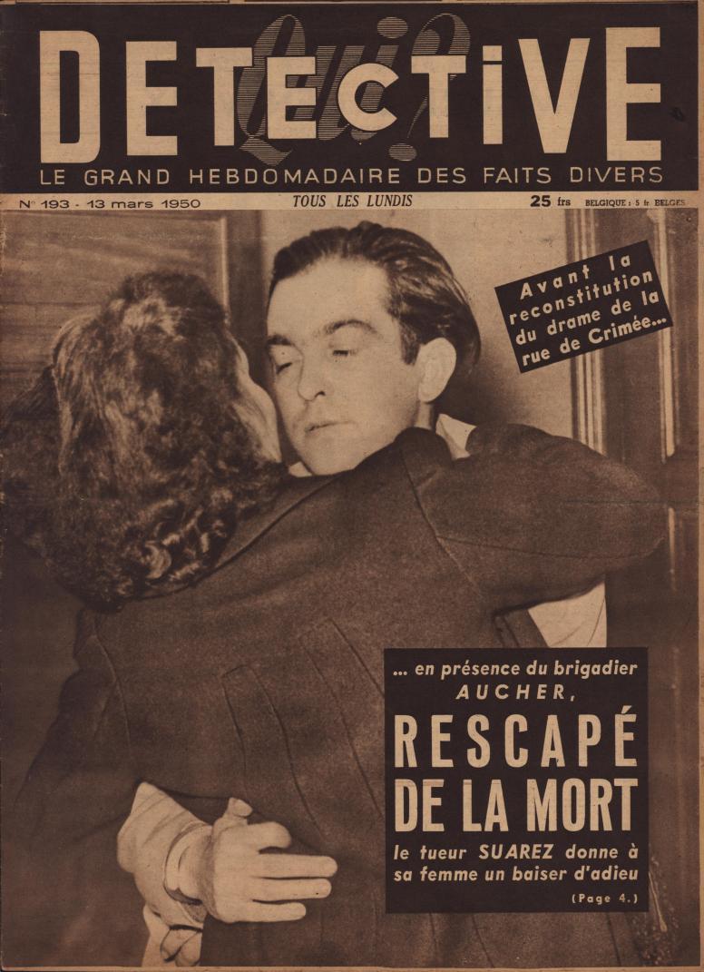 Qui Detective 1950 03 13
