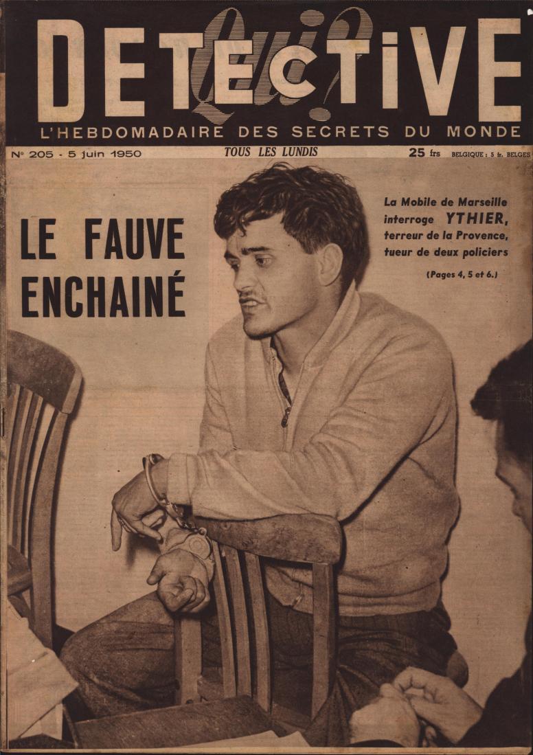 Qui Detective 1950 06 05