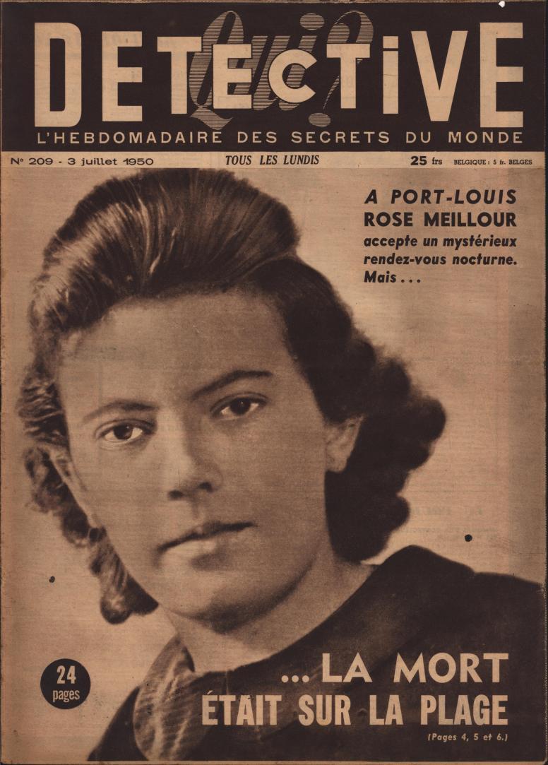 Qui Detective 1950 07 03