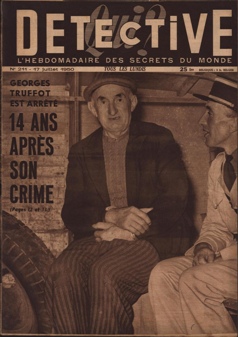 Qui Detective 1950 07 17