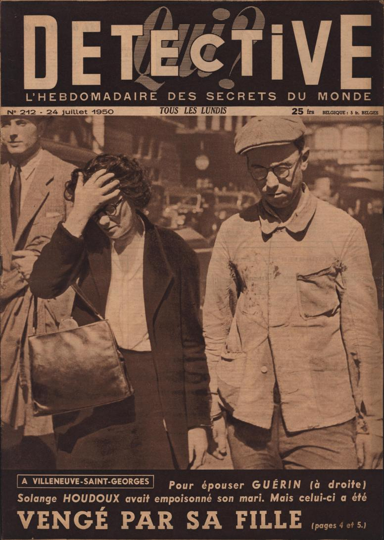 Qui Detective 1950 07 24