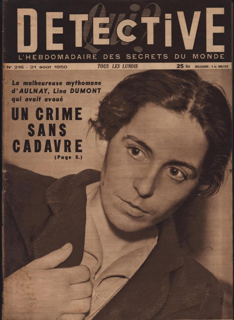Qui Detective 1950 08 21