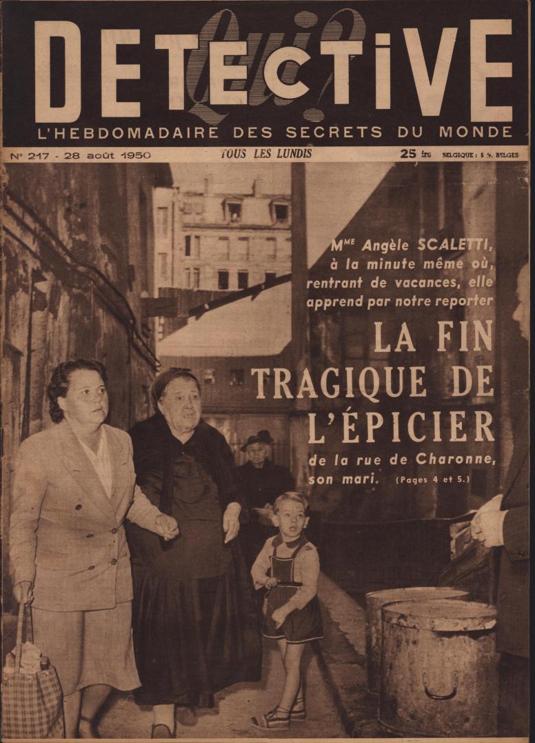 Qui Detective 1950 08 28