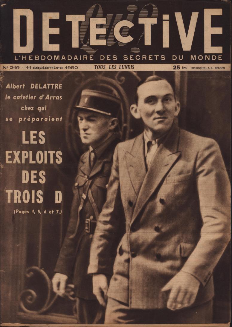 Qui Detective 1950 09 11