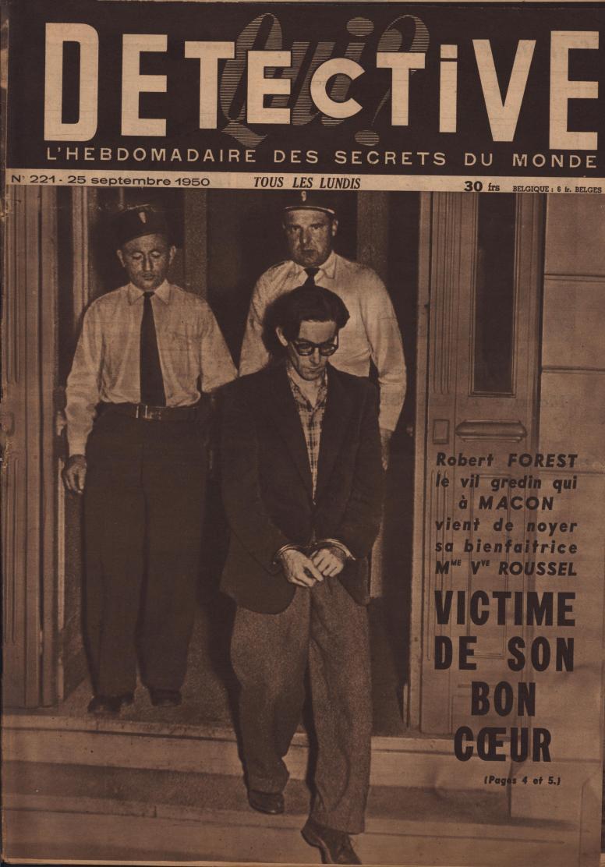 Qui Detective 1950 09 25