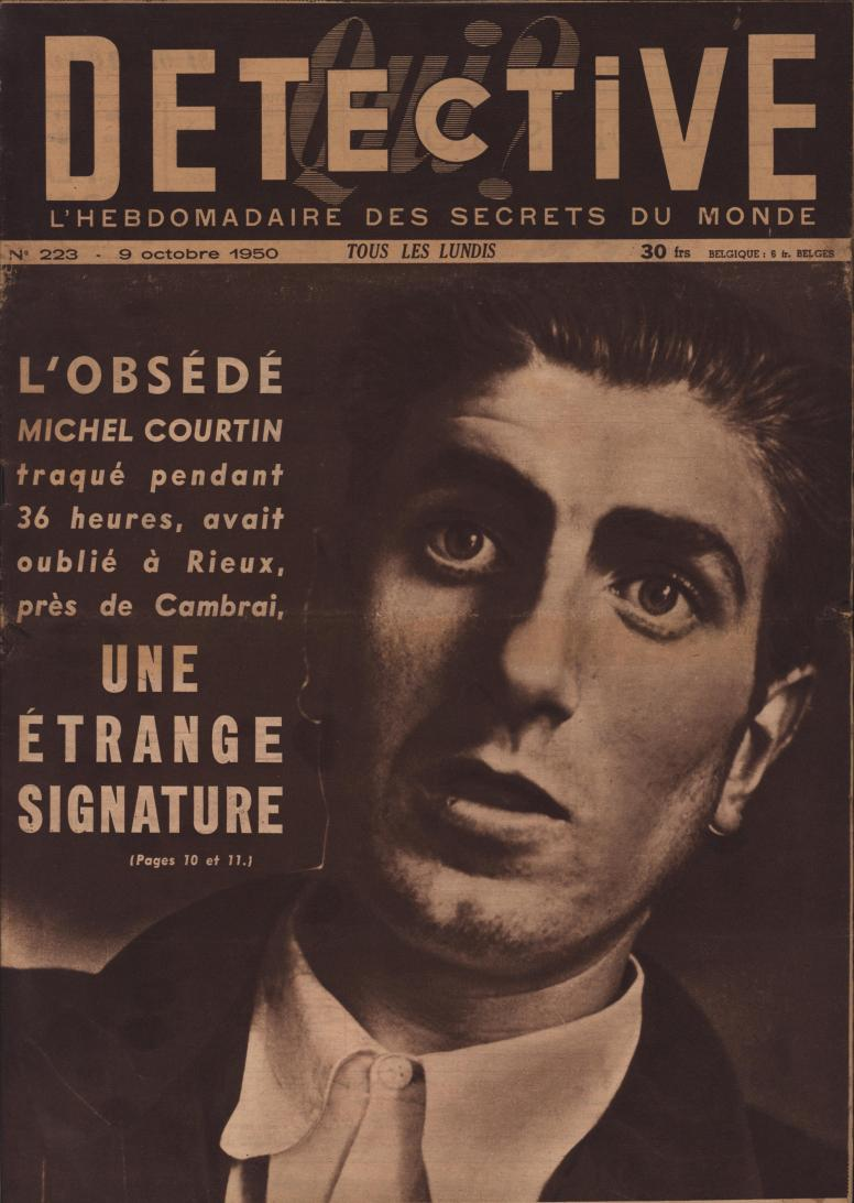 Qui Detective 1950 10 09