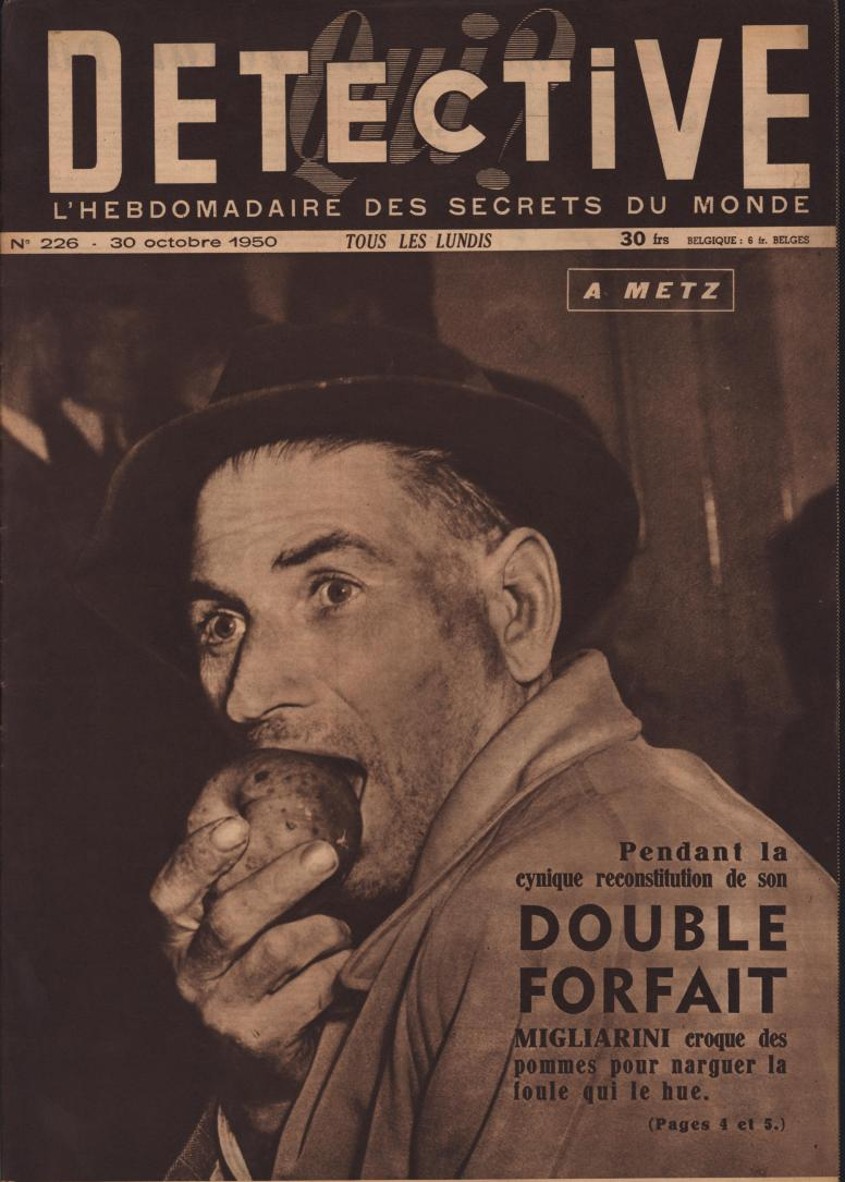 Qui Detective 1950 10 30