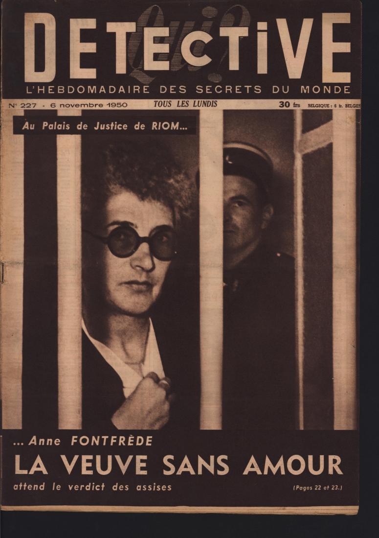 Qui Detective 1950 11 06