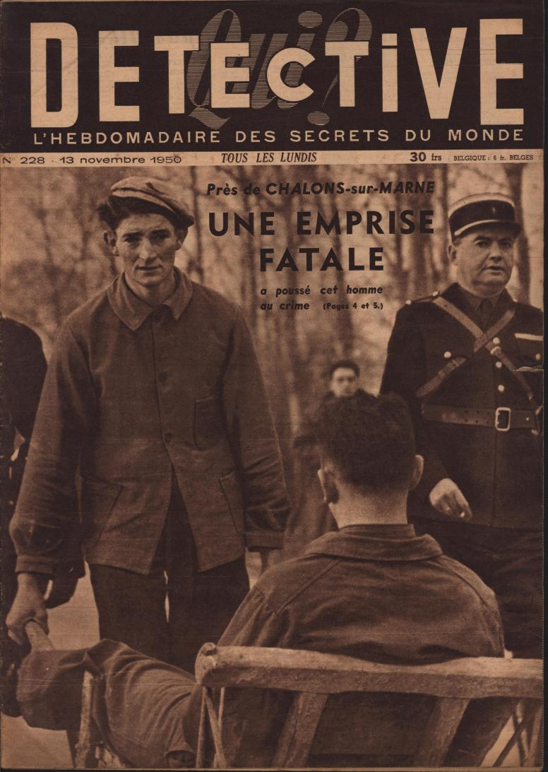 Qui Detective 1950 11 13