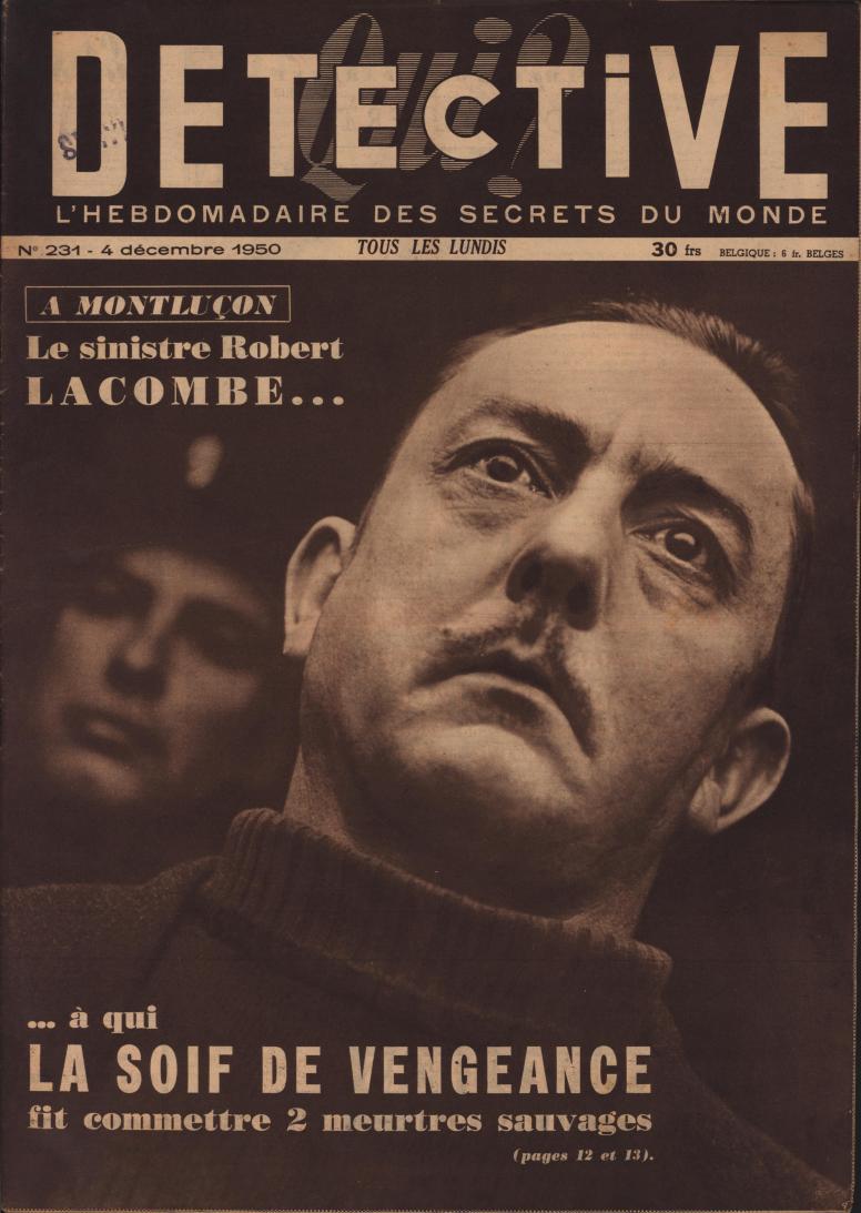 Qui Detective 1950 12 04