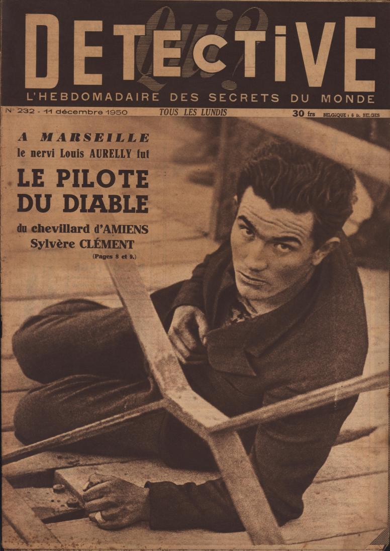 Qui Detective 1950 12 11