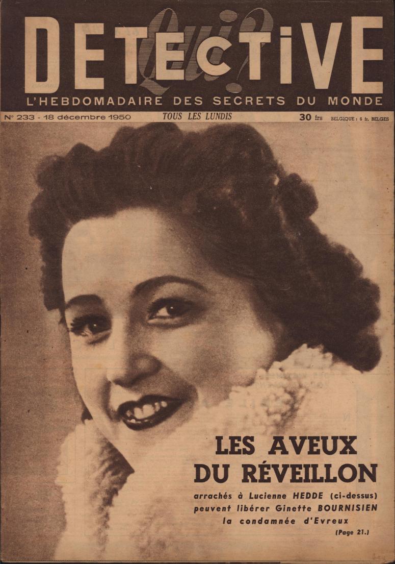 Qui Detective 1950 12 18