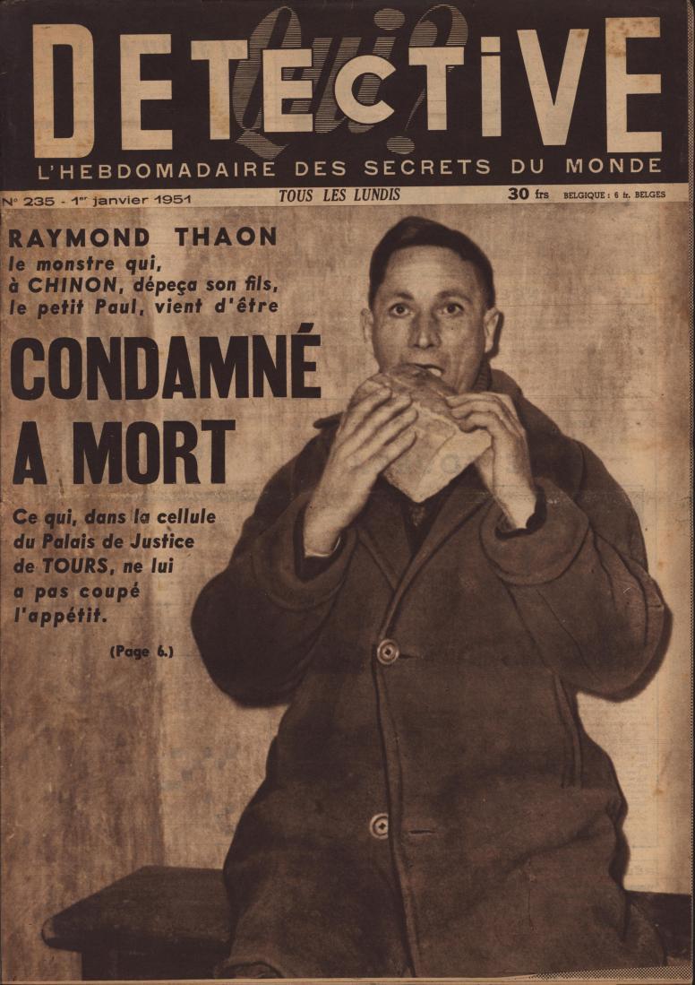 Qui Detective 1951 01 01