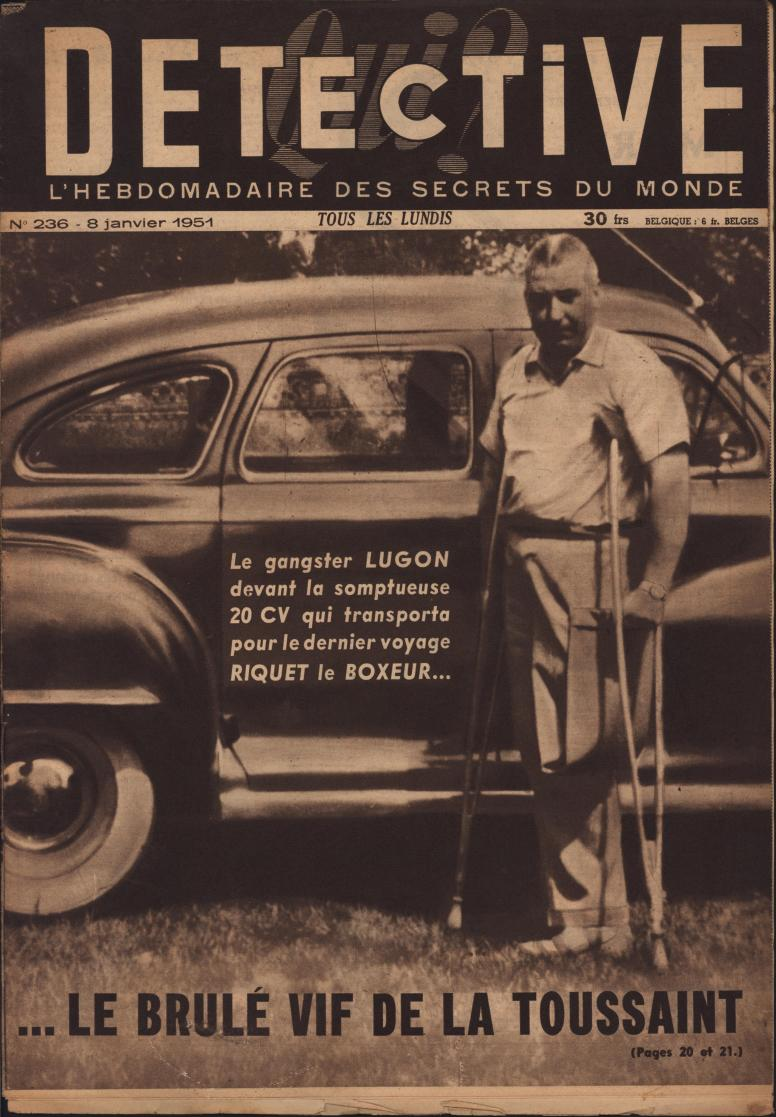 Qui Detective 1951 01 08