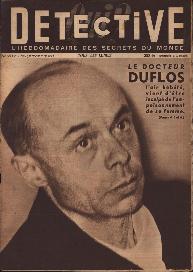 Qui Detective 1951 01 15
