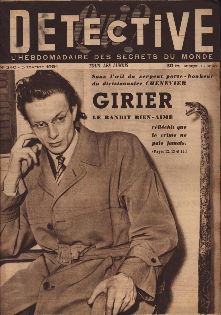 Qui Detective 1951 02 05