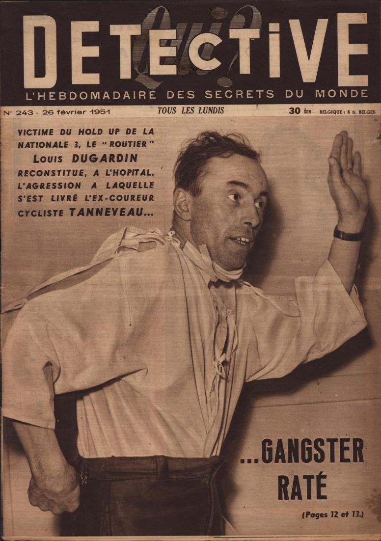 Qui Detective 1951 02 26
