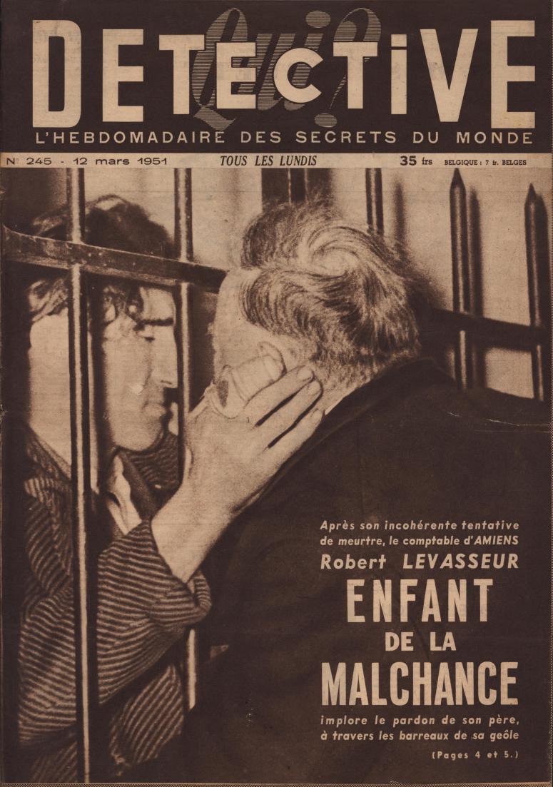 Qui Detective 1951 03 12