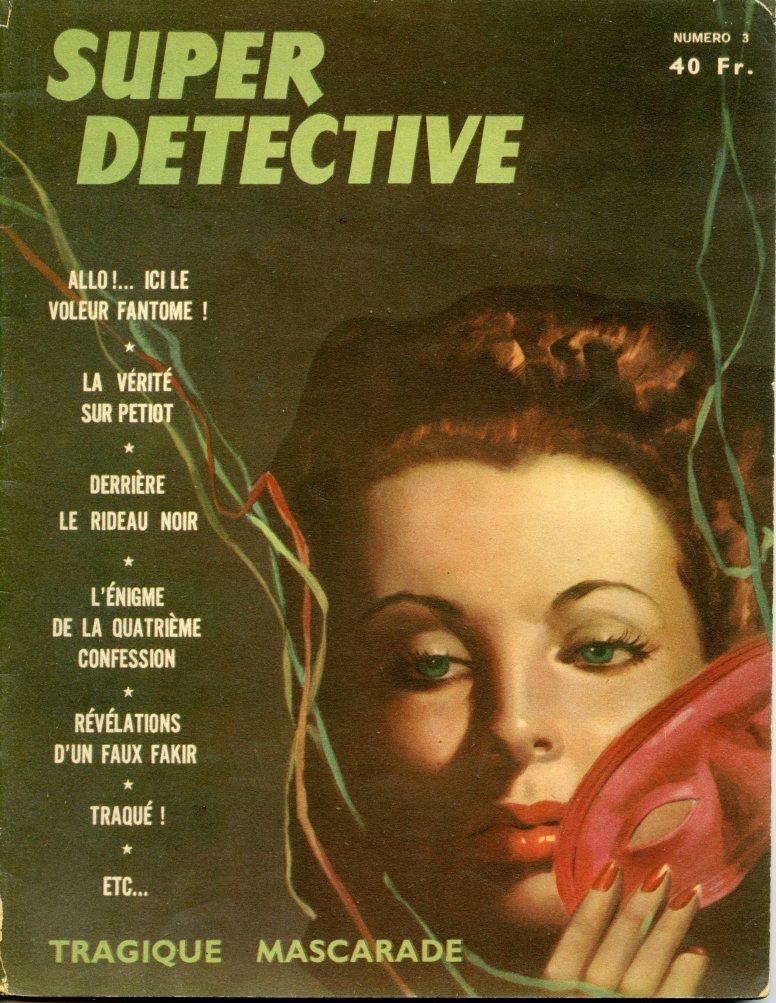 super detective 3057