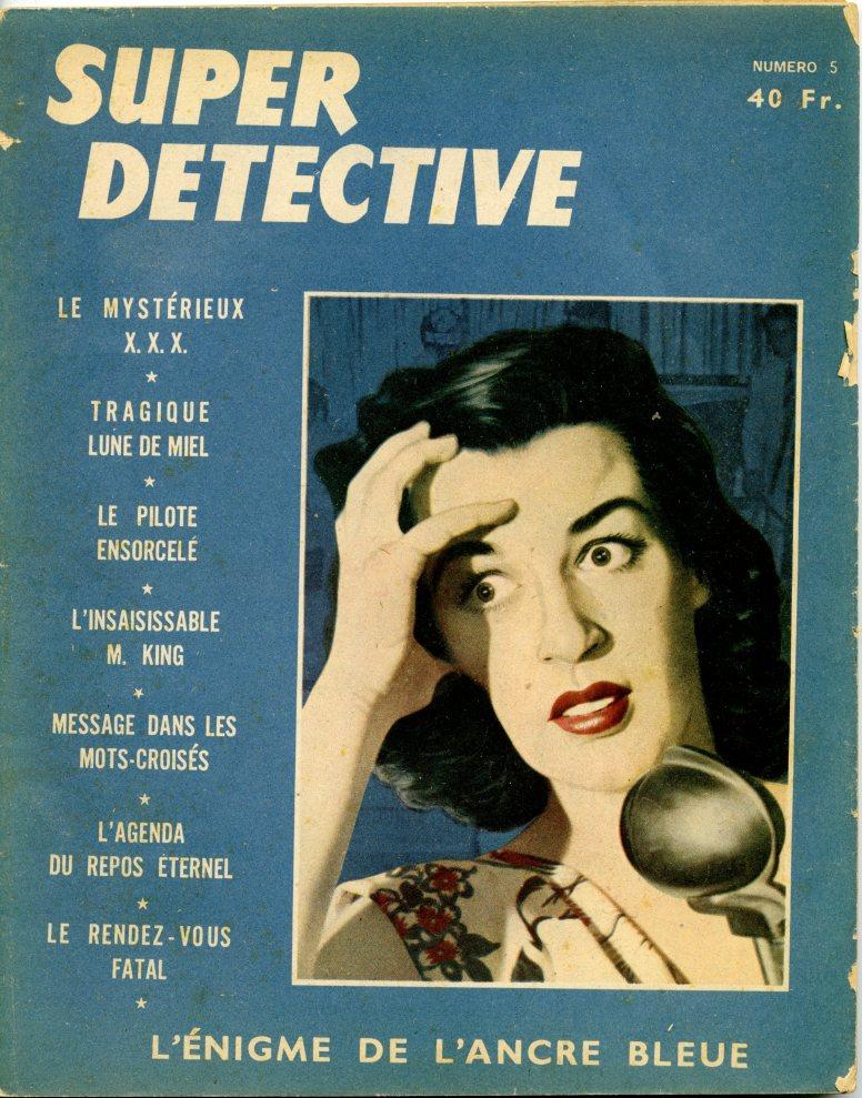 super detective 5058