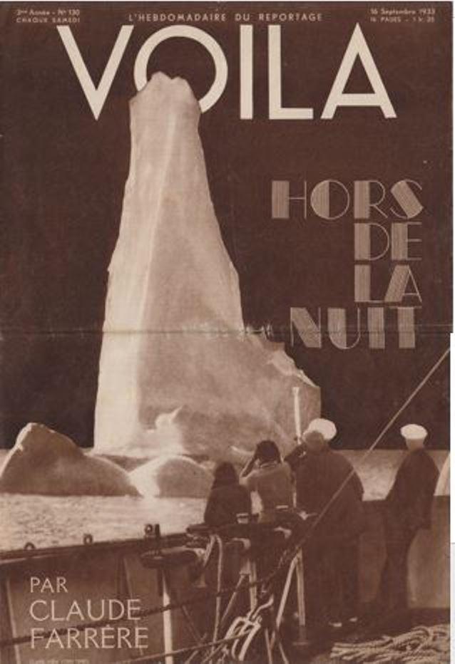 Voila 16 septembre 1933 fc