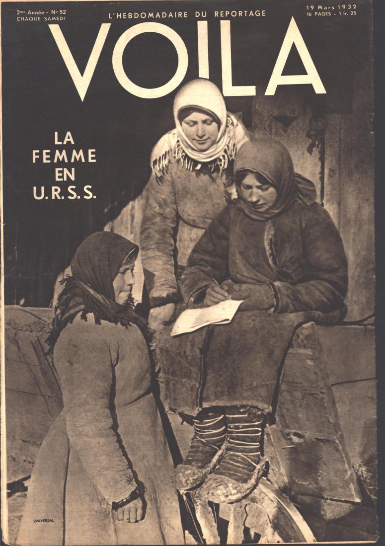 Voila 1932 March 19 bc