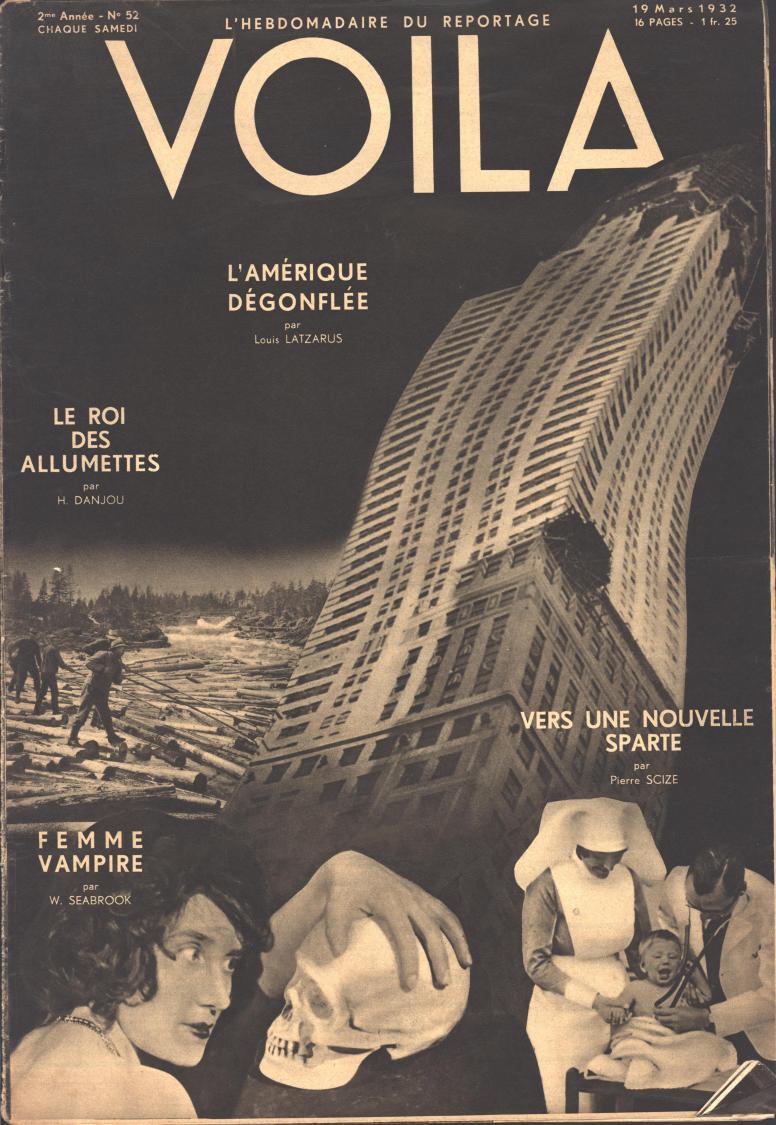 Voila 1932 March 19 fc