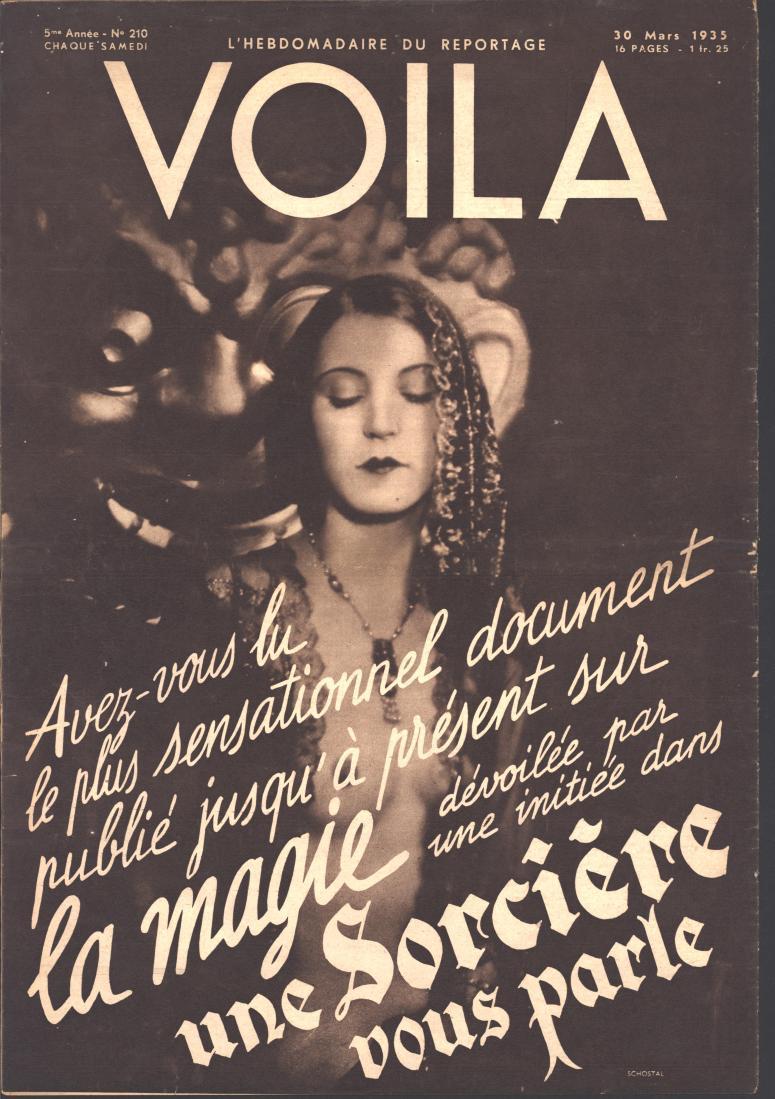 Voila 1935 March 30 bc