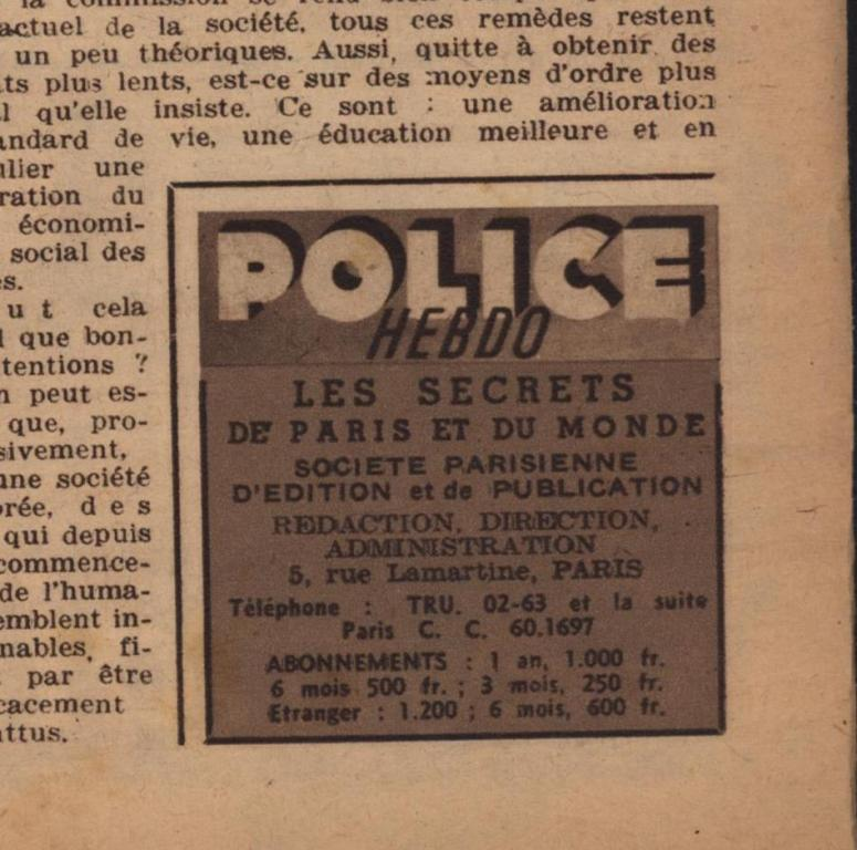 police-hebdo-1948-04-24-colophon