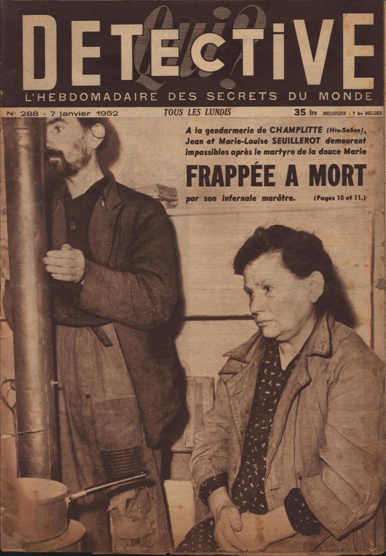 Qui Détective 1952 01 07