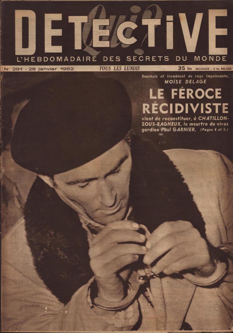 Qui Détective 1952 01 28