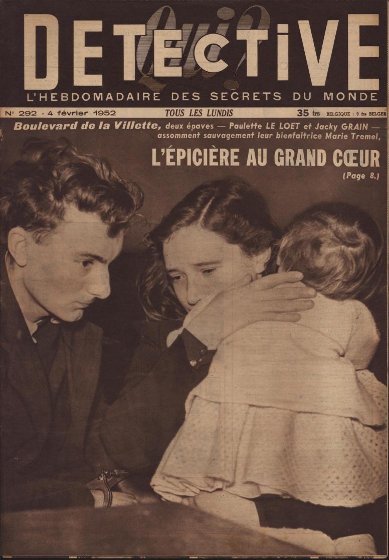 Qui Détective 1952 02 04