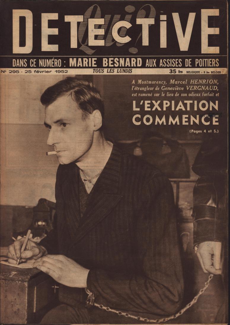 Qui Détective 1952 02 25