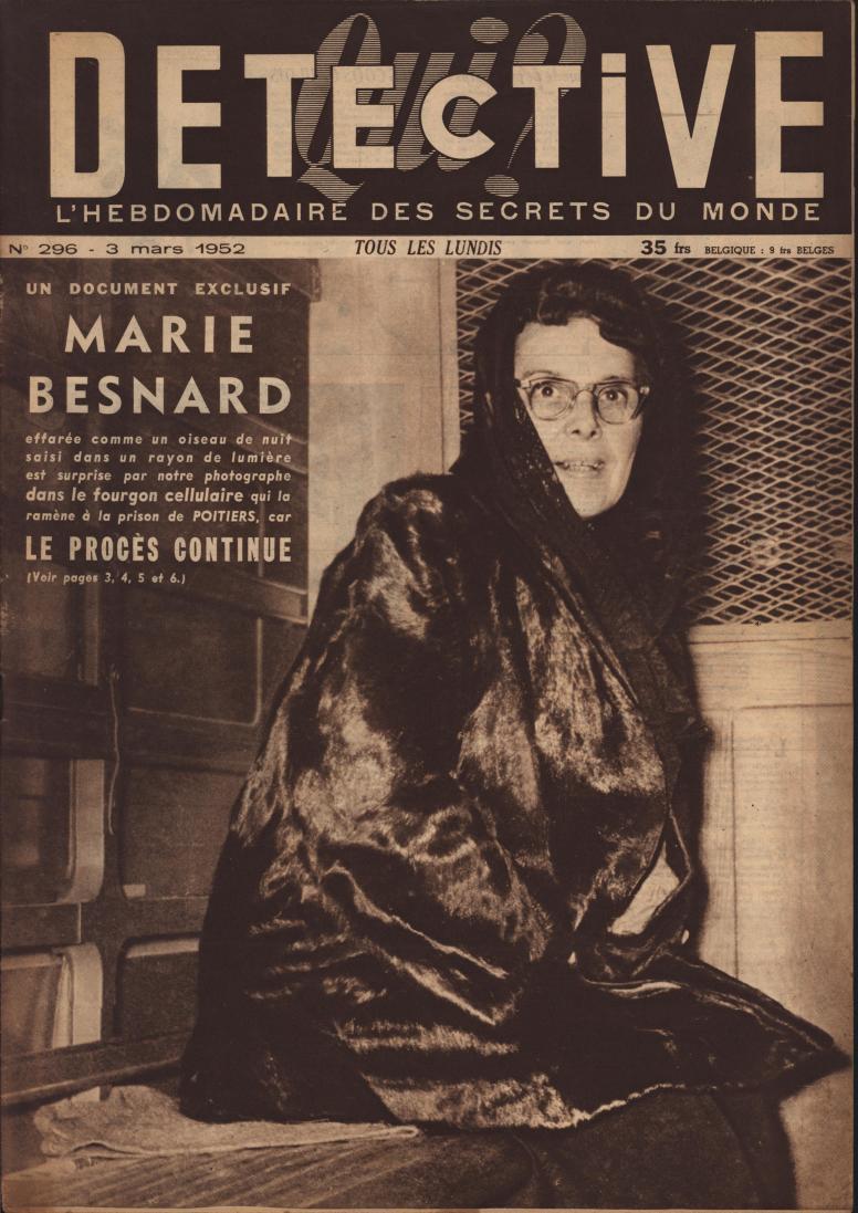 Qui Détective 1952 03 03