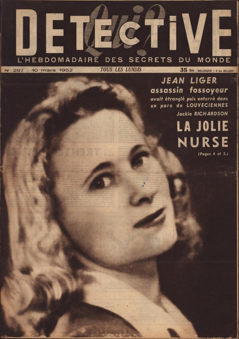 Qui Détective 1952 03 10