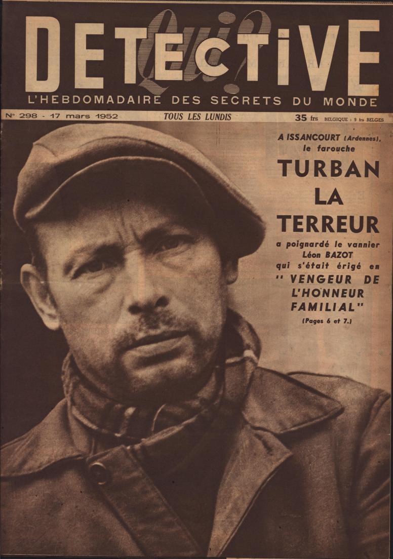 Qui Détective 1952 03 17