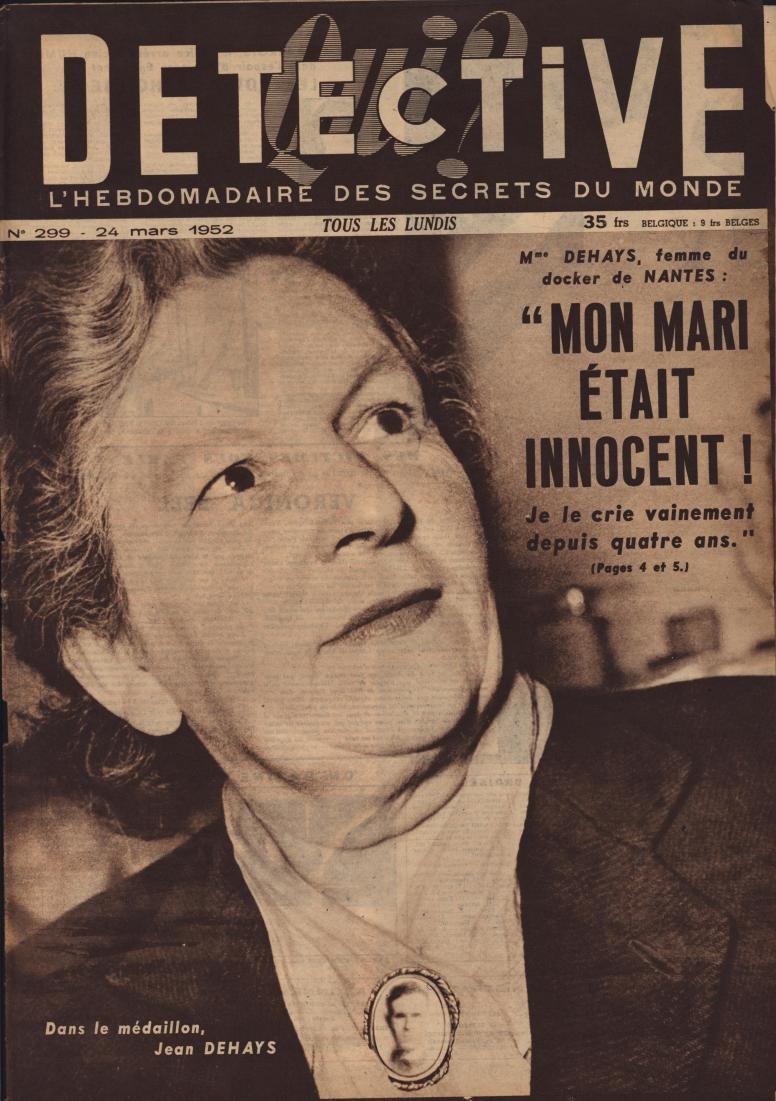 Qui Détective 1952 03 24