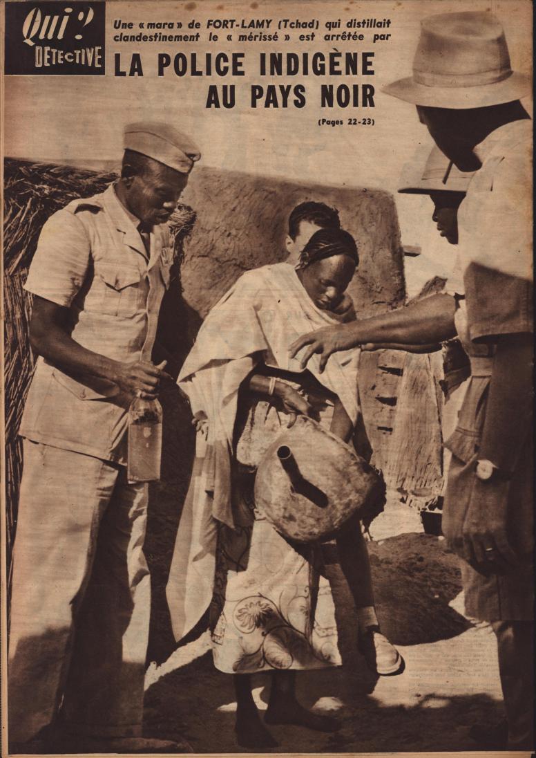 Qui Détective 1952 03 31