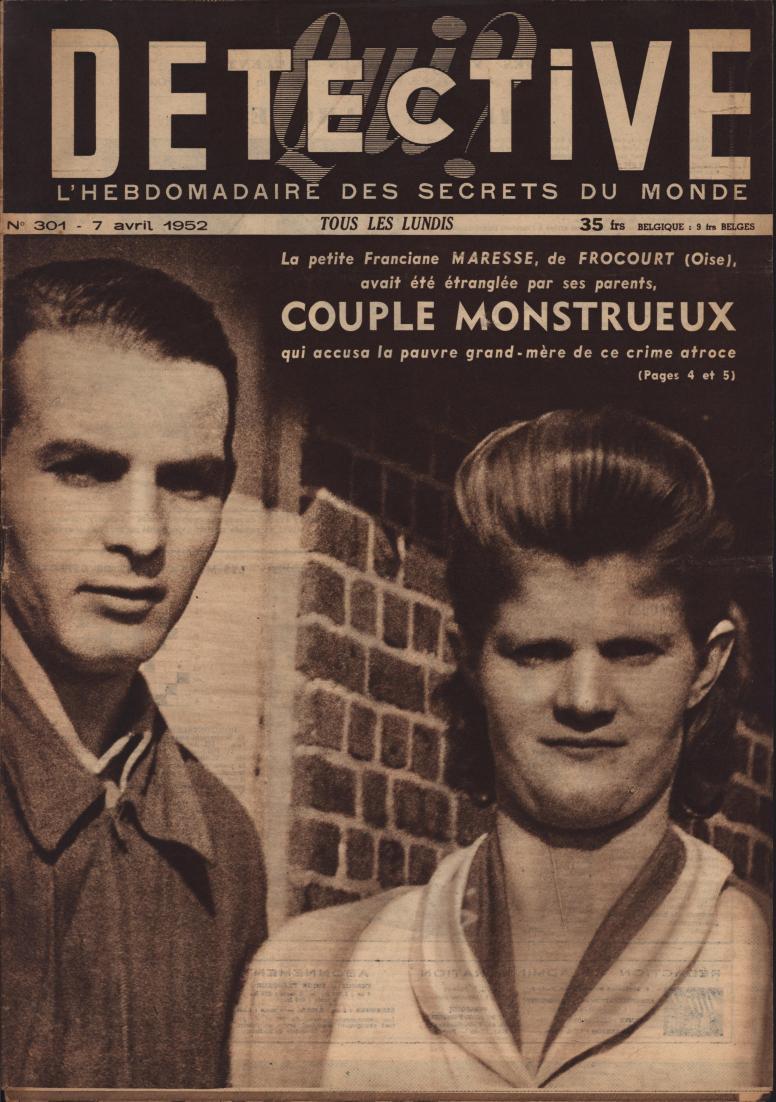 Qui Détective 1952 04 07