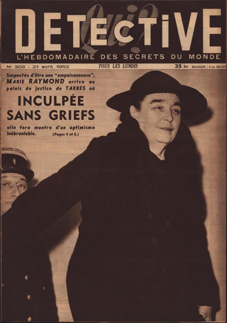 Qui Détective 1952 04 21