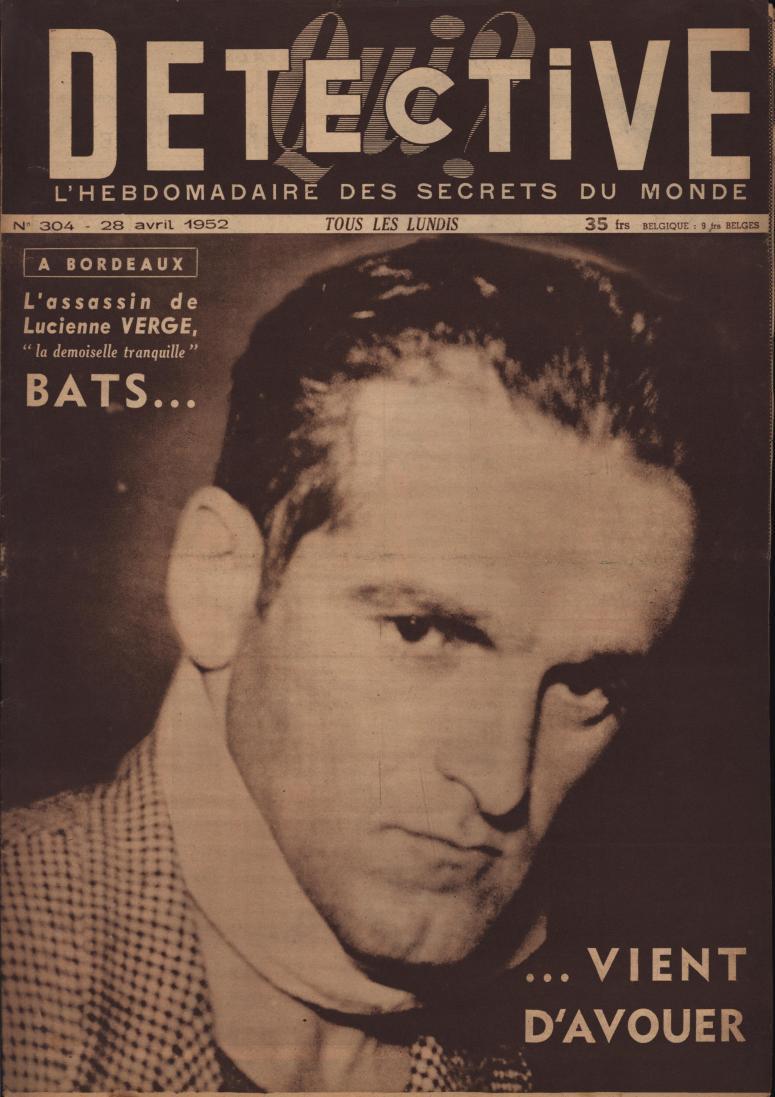 Qui Détective 1952 04 28