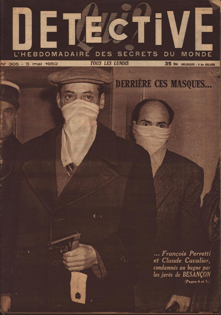 Qui Détective 1952 05 05