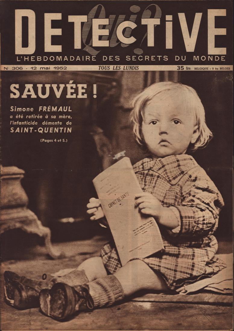 Qui Détective 1952 05 12