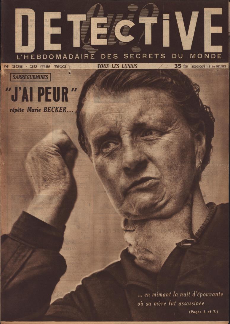 Qui Détective 1952 05 26
