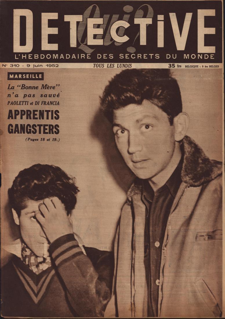 Qui Détective 1952 06 09