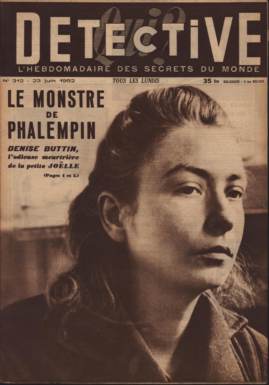 Qui Détective 1952 06 23