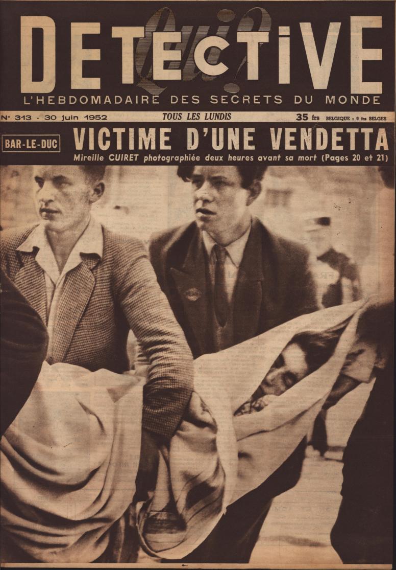 Qui Détective 1952 06 30