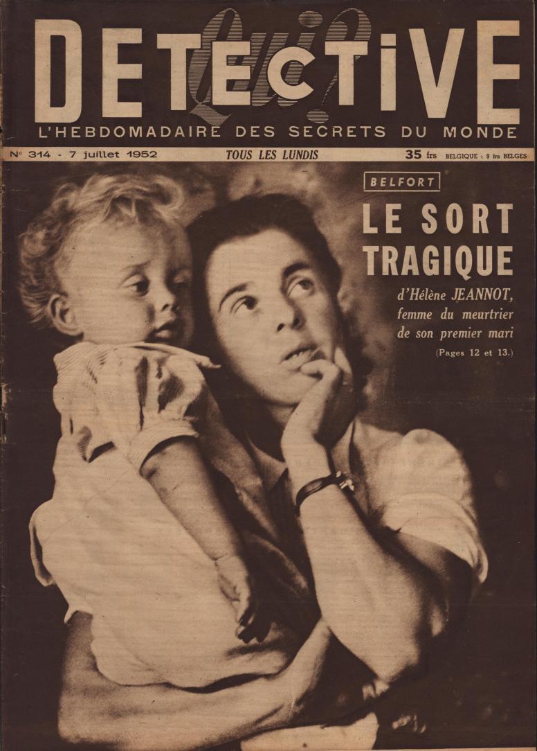 Qui Détective 1952 07 07