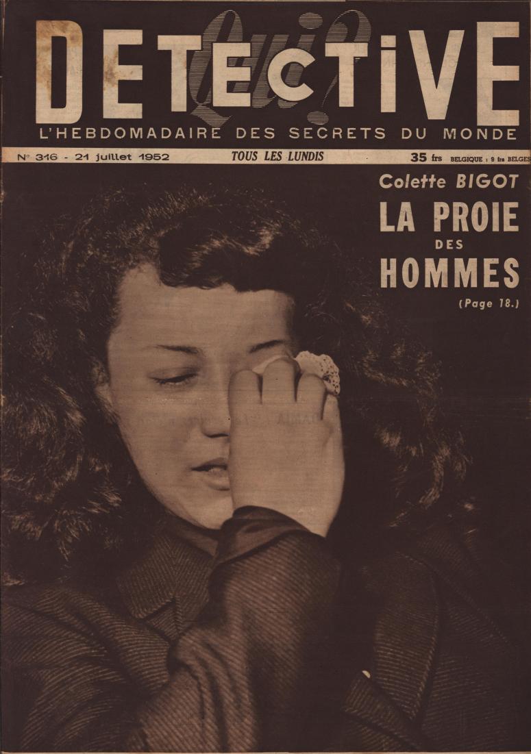 Qui Détective 1952 07 21