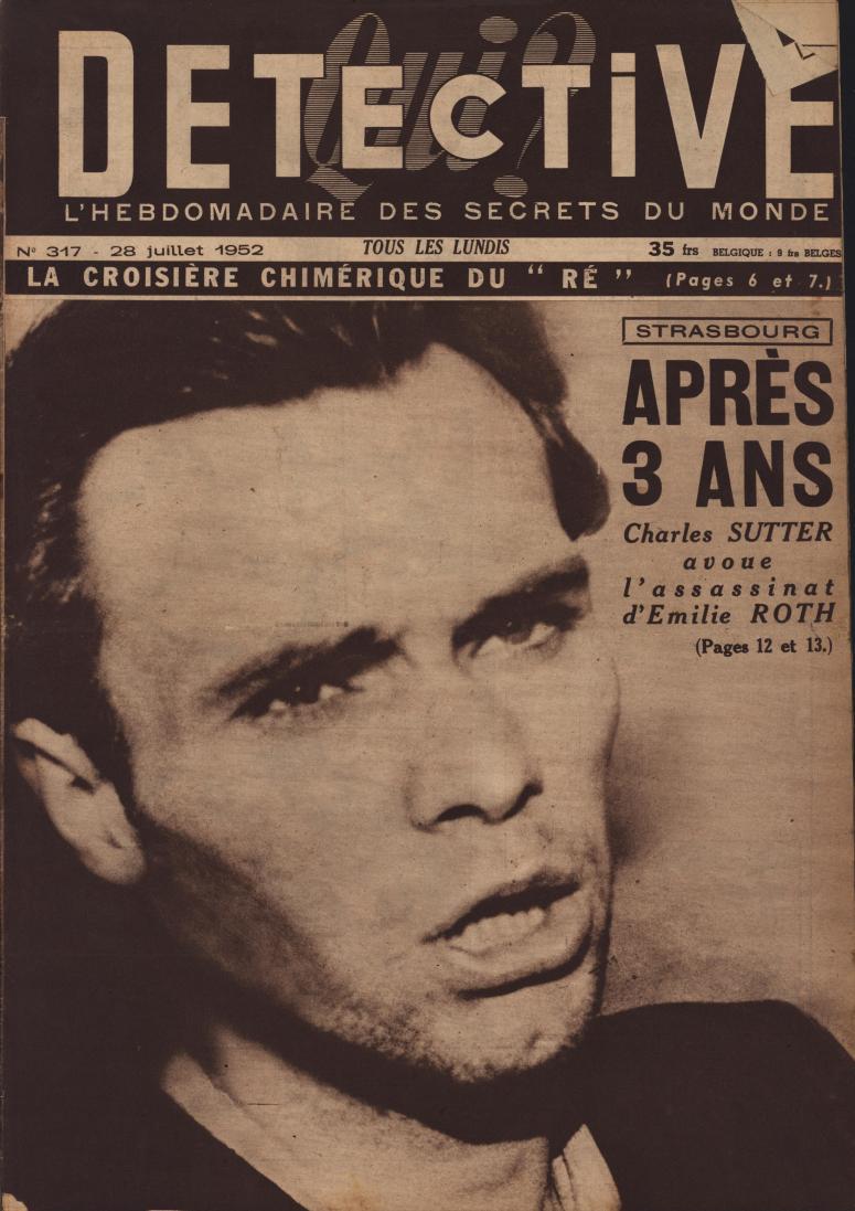 Qui Détective 1952 07 28